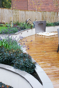 Bespoke Gardens Didsbury Garden Gallery Garden Design